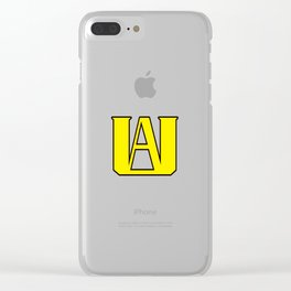 UA Clear iPhone Case