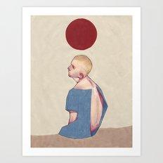 Kettering Art Print