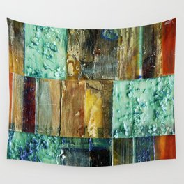 Strip Search Detail #2 Wall Tapestry