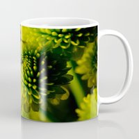 lime Mugs featuring Lime by Nicole Dupee