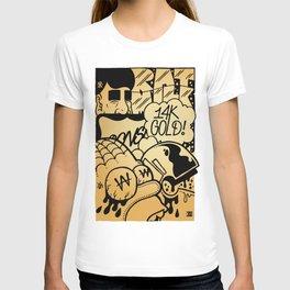 14 Karat Gold. T-shirt