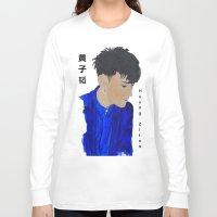 kpop Long Sleeve T-shirts featuring Tao Hyung by Ahri Tao