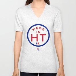 Made in Haiti Unisex V-Neck