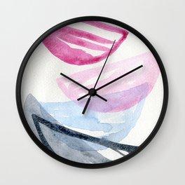 Bowls #1 Wall Clock