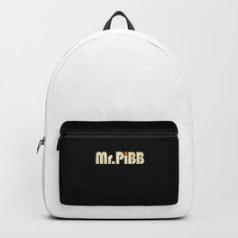 Mr Pibb Backpack