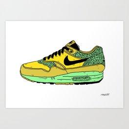 Airmax Art Print