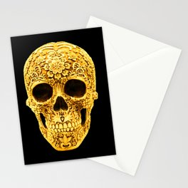 For the Love of Gold Stationery Cards