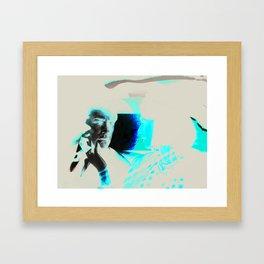 Louis Malle's Le Feu Follet Framed Art Print