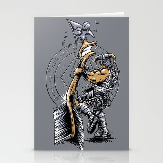 Take a knee to the Arrow ... Stationery Cards