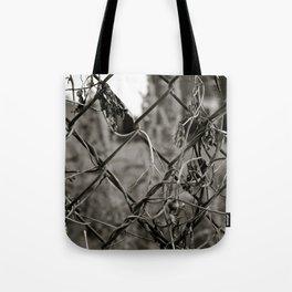 Fenced Tote Bag