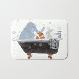 little bath time Bath Mat
