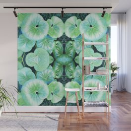 Kermit's Lily Pads (It's Not Easy Being Green) Wall Mural