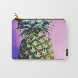 Purple Pineapple Carry-All Pouch