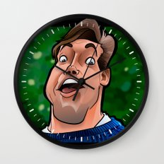 Garbage Day (Silent Night Deadly Night Part 2) Wall Clock