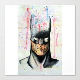 bat spat Canvas Print