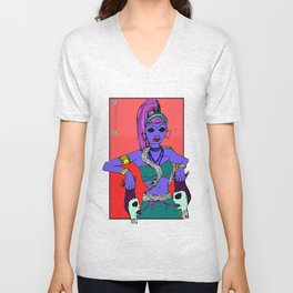 Bad Bitch Unisex V-Neck