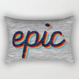 Epic Rectangular Pillow