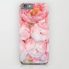 Tender bouquet Slim Case iPhone 6s