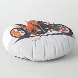 Super Duke 1290 Floor Pillow