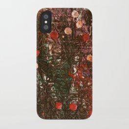 Encaustic Experiment iPhone Case