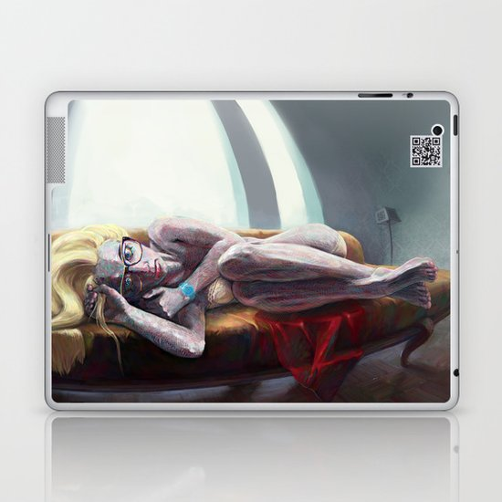 Decisions of Young Freedom Laptop & iPad Skin
