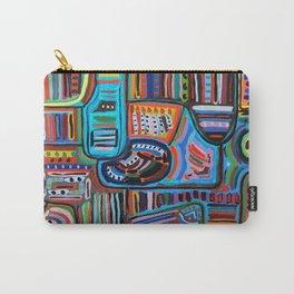 Pueblo Art Carry-All Pouch