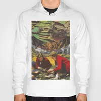 forrest Hoodies featuring Forrest People by Chris Minielly