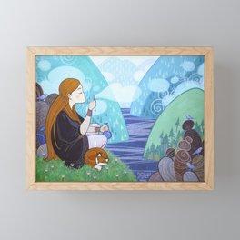 Cloudmaker Framed Mini Art Print