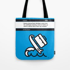 No021 MY Ulysses Book Icon poster Tote Bag