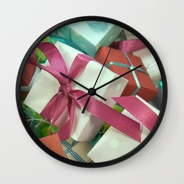 Many Gifs Wall Clock