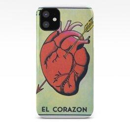 Vintage El Corazon Tarot Card Heart Love Artwork, Design For Prints, Posters, Bags, Tshirts, iPhone Case