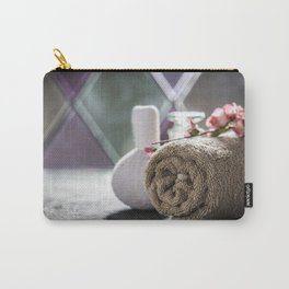 spa settings Carry-All Pouch