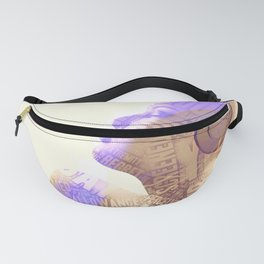 Your Words Are Meaningless II Fanny Pack