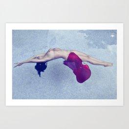 Your natural element Art Print