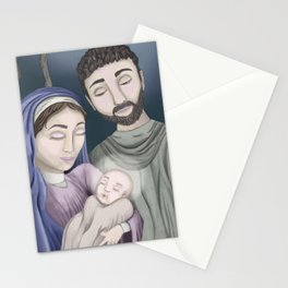 Nativity Stationery Cards