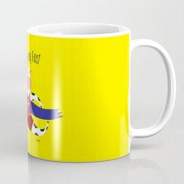 Moo~ving Fast Coffee Mug