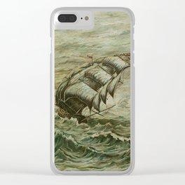 The Fleet Clear iPhone Case