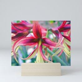 Flowers of Pink Mini Art Print
