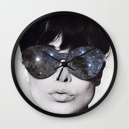Eye See Space Wall Clock