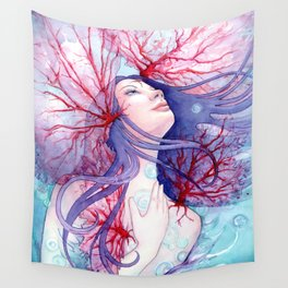 Soul of the Siren Wall Tapestry