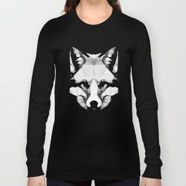 Geo - Fox  Long Sleeve T-shirt