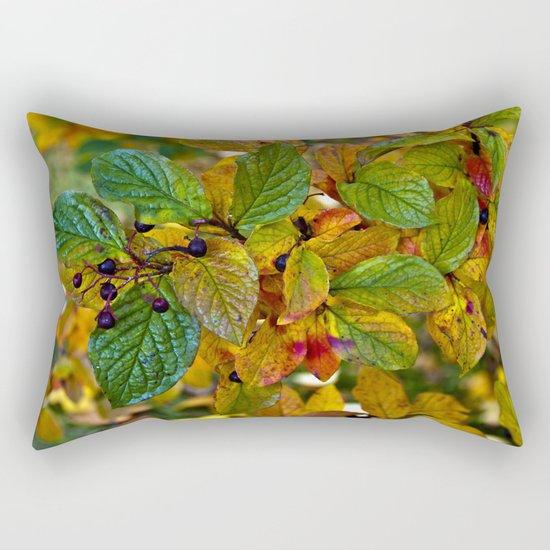 AUTUMNAL SYMPHONY Rectangular Pillow