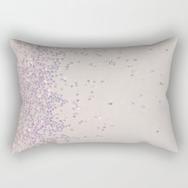 My Favorite Color (NOT REAL GLITTER - photo) Rectangular Pillow