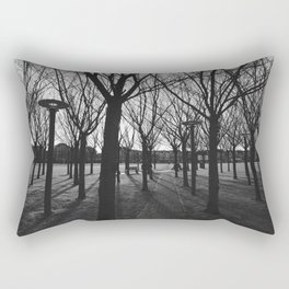 View of Amsterdam Rectangular Pillow