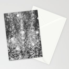 Bubble Lights Stationery Cards