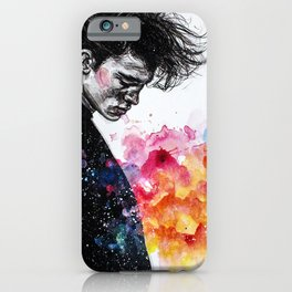 I hope to find relief this night iPhone Case