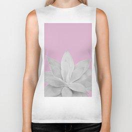 Pink Lavender Agave #1 #tropical #decor #art #society6 Biker Tank
