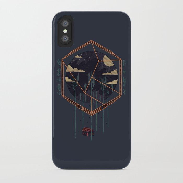 The Dark Woods iPhone Case