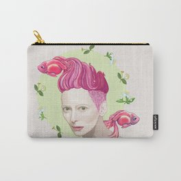 Tilda Swinton Carry-All Pouch