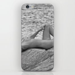 Naked Nude Lady 103 iPhone Skin